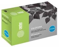 Тонер-<b>картридж Cactus CS</b>-<b>CF226X</b>, черный, для лазерного ...