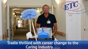 tradie s career change to the caring industry tradie s career change to the caring industry