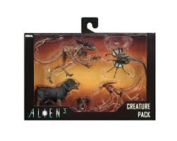 <b>Alien 3</b> Creature Pack – Final Packaging Photos by <b>NECA</b> - The ...