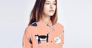 8 женских рубашек с узором — The Village