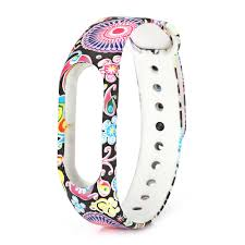 TPU Wristband Replacement Strap for Xiaomi Mi Band 2 Sale, Price ...