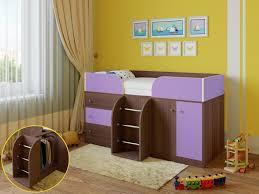 <b>Кровать</b>-<b>чердак РВ Мебель Астра</b>-<b>5</b> купить за 15 950 руб ...