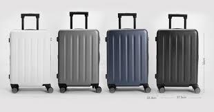 """Обзор <b>чемодана Xiaomi Mi</b> Trolley <b>90</b> Points 20"""" 24"""" 28 ..."""