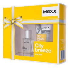<b>MEXX</b> CITY BREEZE WOMAN Подарочный <b>набор</b>(Туалетная ...