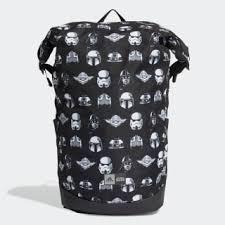 adidas <b>Рюкзак Star Wars</b> - черный | adidas Россия