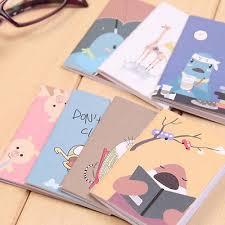 2x <b>Mini</b> Cartoon <b>Notebook</b> Handy Pocket <b>Notepad</b> Paper <b>Journal</b> ...