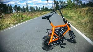 Новинка! <b>Электровелосипед Xiaomi Himo</b> V1 Foldable Electric ...