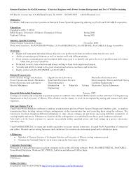 sample resume for ojt cipanewsletter cv samples for engineering students