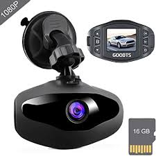 Dash Cam GOODTS Full HD 1080P Mini Car Camera ... - Amazon.com