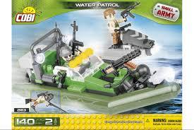 <b>Патрульная лодка</b>. <b>COBI</b> 2163.