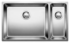 Врезная <b>кухонная мойка Blanco Andano</b> 500/180-U (чаша слева ...