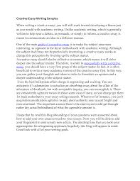 creativity essay   why did emily kill homer essayscreative writing prompts