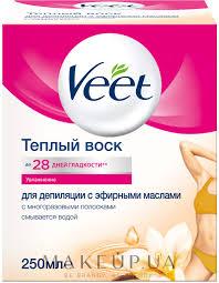 Veet Salon - <b>Тёплый воск для депиляции</b> с эфирными маслами ...