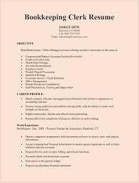 Download Bookkeeping Resume Haadyaooverbayresort Com