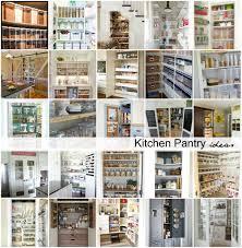 Kitchen Pantry Idea Kitchen Pantry 17 Best Ideas About Pantry Shelving On Pinterest