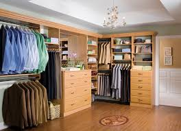 full size of bedroom alluring walk in closet organizer oak finish solid wood construction 13 alluring closet lighting ideas