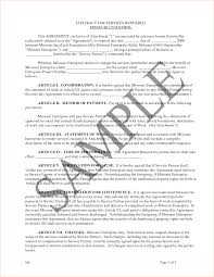 contract for services rendered info 8 contract for services renderedreport template document report