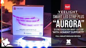 <b>Yeelight</b> LED with HOMEKIT support? Aurora LED Light Strip - Full ...