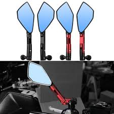 Buy Generic <b>8MM</b>/<b>10MM CNC Aluminum</b> Motorcycle Rearview ...