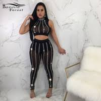 Discount Mesh Outfits | Mesh Outfits 2019 on Sale at DHgate.com