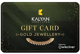 Kalyan Gold Jewellery Gift Card - Rs.1000: Amazon.in: Gift Cards