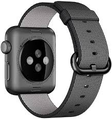 <b>Ремешок Apple Nylon Band</b> для Apple Watch 38 мм (черный)