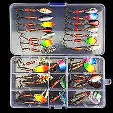 SKYSPER <b>Fishing</b> Lures Soft Bait Hooks <b>Mixed</b> Kits: Amazon.co.uk ...