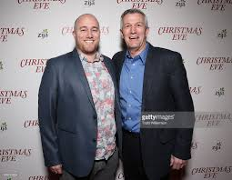 composer christian davis and writerdirectorproducer mitch davis the picture id composer christian davis and writer director producer mitch davis attend the christmas eve