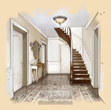 Small Picture Interior design of house and apartment hallways Hallway