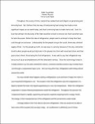 hot and cold essay adam suvalskas honors physics hot or cold paper this preview has intentionally blurred sections sign up to view the full version