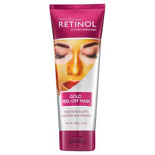 Retinol <b>Золотая маска</b>-пленка с эффектом лифтинга купить по ...