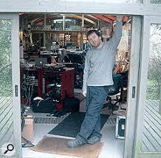 Richard Chappell: Recording <b>Peter Gabriel's Up</b>