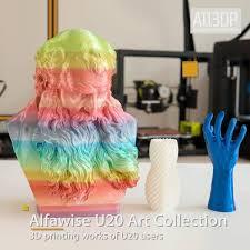 Gearbest - <b>Alfawise U20 Large Scale</b> 2.8 inch Touch Screen DIY 3D ...