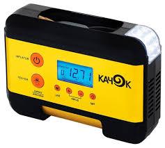 Автомобильный <b>компрессор Качок</b> K60 — купить по выгодной ...