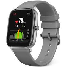 Смарт-часы Xiaomi Huami Amazfit <b>GTS</b> (<b>серый</b>)