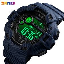 <b>SKMEI Fashion Sport</b> Watch Men Alarm Clock - BDLkart