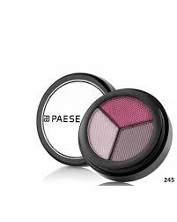 <b>Перламутровые тени</b> для век Opal Eyeshadows Perl Silk Trio Paese