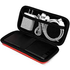 COOYA Cord Organizer Carrying Case, Hard <b>EVA Pouch Portable</b> ...