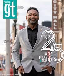 <b>Top</b> 25 Doers, Dreamers & <b>Drivers</b> of 2020