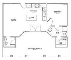 Cape cod  House plans and New england on PinterestHouse Plan   Beach Coastal bedroom   bath Sq