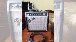 """<b>Гитарный Комбоусилитель</b> """"<b>Fender Frontman</b> 15R"""" купить в ..."""
