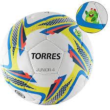 <b>Мяч футбольный TORRES Junior-4</b>
