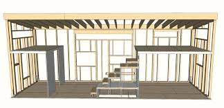 Tiny House Plans hOMe Architectural Plans    TinyHouseBuild comTiny House Plans hOMe Architectural Plans