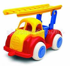 Джамбо пожарная <b>машина</b> 28 см <b>Viking Toys</b> - купить Джамбо ...