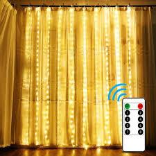 3x2/4x2 <b>Remote Control icicle</b> Curtain Fairy Lights Christmas Lights ...