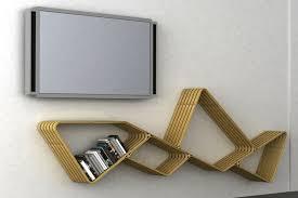 floating wall shelf bamboo furniture modern home accessoires bamboo modern furniture