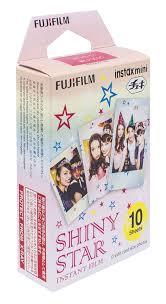 <b>Fujifilm</b> Instax Mini Film - <b>Shiny Star</b> (10 Exposures) - Walmart.com ...
