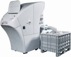 Multipurpose high volume industrial shredder with special ...