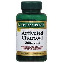 Nature's Bounty <b>Activated Charcoal 260 mg</b> Capsules | Walgreens