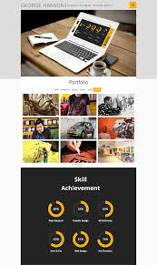 best wordpress resume themes for your personal website profession clean wordpress resume theme